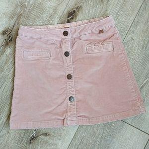 Zara girls sz 7 .pink velvet .great condition !